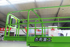 Electrical 12m Self Propelled Scissor Lift for maintenance supplier
