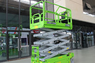 Best Hydraulic 26ft 8m load capacity 450kg self propelled scissor lift EWP for building maintenance supplier